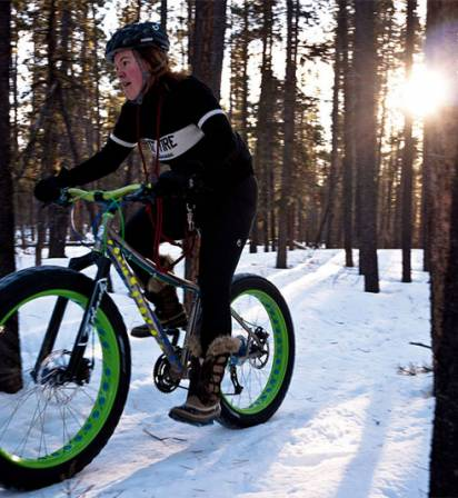 Fat Bike Bormio