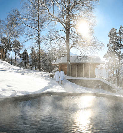 Bormio Thermal Spas